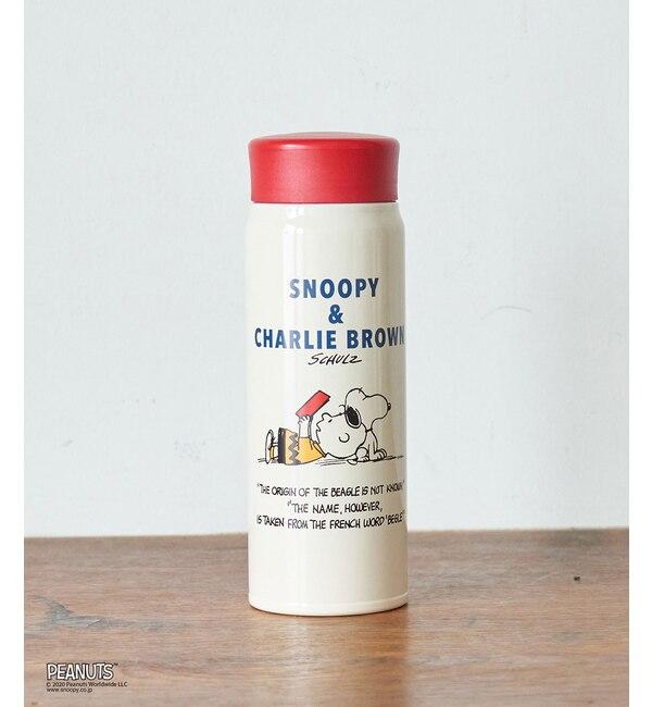 【ロペピクニック/ROPE' PICNIC】 【一部店舗限定】SNOOPY ステンレスボトルM