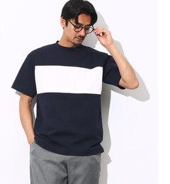 【アダムエロペ/ADAMETROPE'】ポンチラインTシャツ[送料無料]