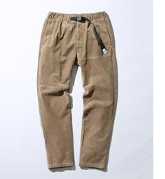 【アダム エ ロペ/ADAM ET ROPE'】 STRECH COAL CRAZY 1TUCK PANTS [送料無料]