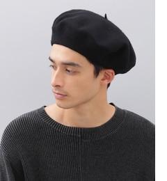 【アダム エ ロペ/ADAM ET ROPE'】 イタリア製ウールベレー帽 [送料無料]