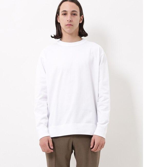 【アダム エ ロペ/ADAM ET ROPE'】 ラグジュアリーコットンロングスリーブTシャツ [送料無料]