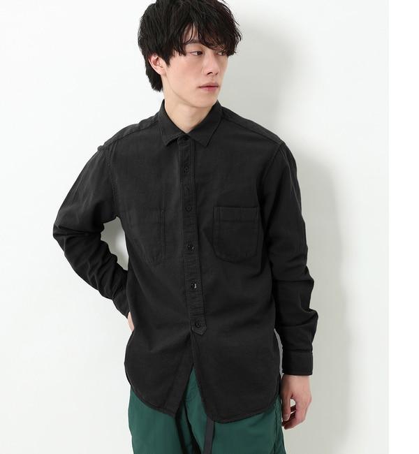 【アダム エ ロペ/ADAM ET ROPE'】 PANAMAシャツ(長袖) [送料無料]