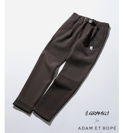 【GRAMICCI】別注 MESH CRAZY 1TUCK PANTS