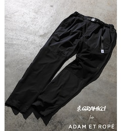 【GRAMICCI】別注 DRY TWILL CRAZY 1TUCK PANTS