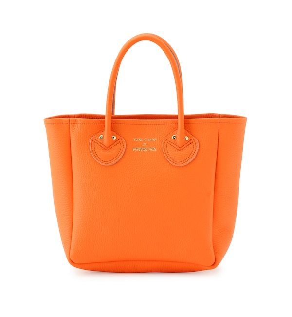 【YOUNG&OLSEN】別注 EMBOSSED LEATHER TOTE S