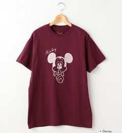 【レイカズン/RAY CASSIN】 ミッキーマウス/Tシャツ [送料無料]