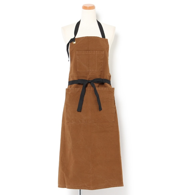 【LABOUR AND WAIT】C025 BIB APRON
