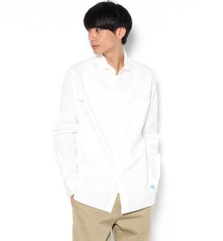 【ビショップ/Bshop】 【ORCIVAL】長袖丸襟シャツ [送料無料]
