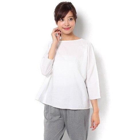 【ビショップ/Bshop】 【LE GLAZIK】ドルマンプルオーバーシャツ [送料無料]
