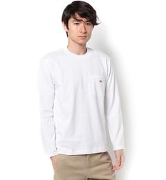 【ビショップ/Bshop】 【DANTON】長袖ポケットTシャツSO MEN [送料無料]
