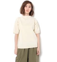 【ビショップ/Bshop】 【Le Tricoteur】半袖コットンガンジーセーター SO WOMEN [送料無料]