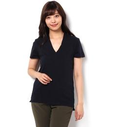 【ビショップ/Bshop】 【AURALEE】VネックTシャツ WOMEN [送料無料]