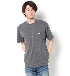 【ビショップ/Bshop】 【DANTON】ポケットTシャツ SO MEN [送料無料]