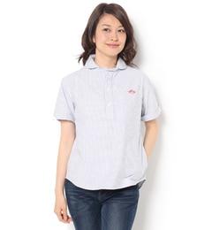 【ビショップ/Bshop】 【DANTON】半袖 プルオーバーワークシャツ TRD WOMEN [送料無料]