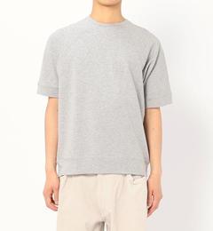 【ビショップ/Bshop】 【handvaerk(ハンドバーク)】半袖ラグランスウェットTシャツ MEN [送料無料]