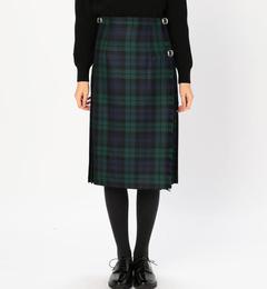 【ビショップ/Bshop】 【O'NEIL of DUBLIN(オニール・オブ・ダブリン)】アコーディオンキルトスカート TARTAN WOMEN [送料無料]