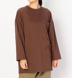 【ビショップ/Bshop】 【CAN PEP REY(キャンペップレイ)】ルーズ ポケットTシャツ WOMEN [送料無料]