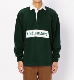 【ビショップ/Bshop】 【AIME LEON DORE(エイメ レオン ドレ)】 ラグビーシャツ MEN [送料無料]