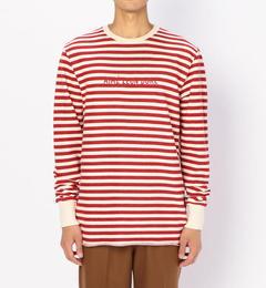 【ビショップ/Bshop】 【AIME LEON DORE(エイメ レオン ドレ)】 長袖ストライプTシャツ MEN [送料無料]