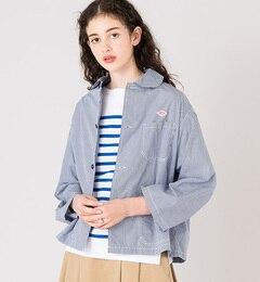 【ビショップ/Bshop】 【DANTON】カバーオール シャツジャケット MSP WOMEN [送料無料]
