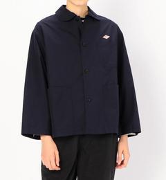 【ビショップ/Bshop】 【DANTON】カバーオール シャツジャケット MSA WOMEN [送料無料]