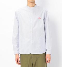 【ビショップ/Bshop】 【DANTON】長袖バンドカラーシャツ ST MEN [送料無料]