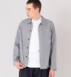【ビショップ/Bshop】 【DANTON】カバーオール シャツジャケット MSP MEN [送料無料]