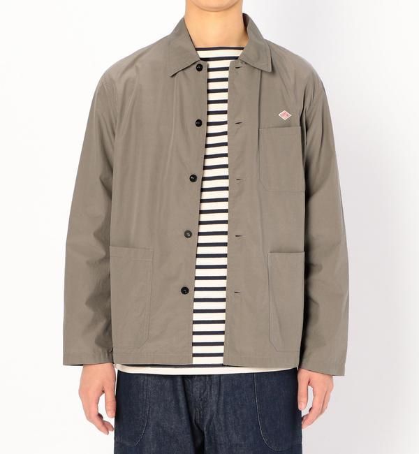 【ビショップ/Bshop】 【DANTON】カバーオール シャツジャケット MSA MEN [送料無料]