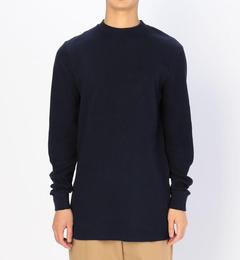【ビショップ/Bshop】 【AIME LEON DORE】ワッフルTシャツ NVY MEN [送料無料]