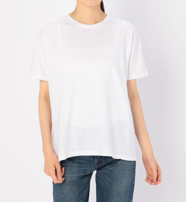 【ビショップ/Bshop】 【AURALEE】ビッグTシャツ WOMEN