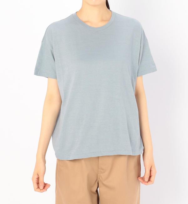 【ビショップ/Bshop】 【AURALEE】ビッグTシャツ WOMEN [送料無料]