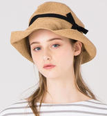 【mature ha.】BOXED HAT 11cm brim / WOMEN