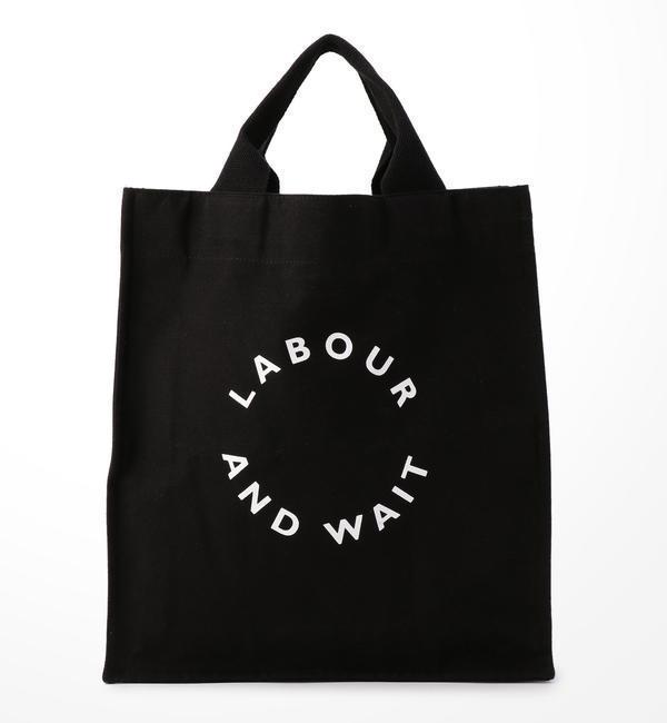 【LABOUR AND WAIT】L&W TOTE BAG BLK SMALL【ビショップ/Bshop レディス, メンズ トートバッグ - ルミネ LUMINE】