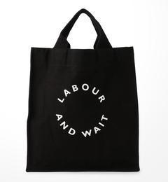 <アイルミネ>【LABOUR AND WAIT】L&W TOTE BAG BLK SMALL画像