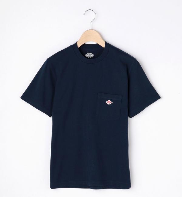 【ビショップ/Bshop】 【DANOTN】ポケットTシャツ SO WOMEN
