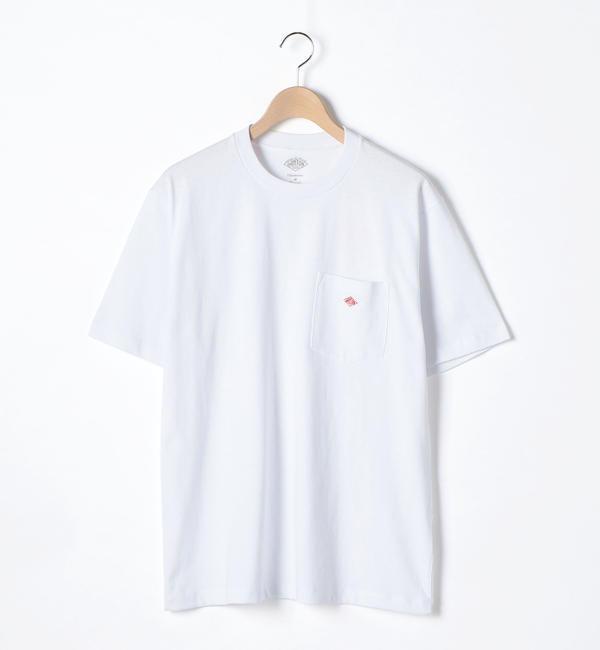 【ビショップ/Bshop】 【DANTON 】ポケットTシャツ SO MEN