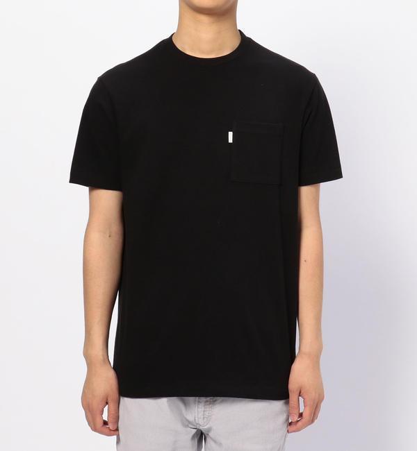【ビショップ/Bshop】 【AIME LEON DORE】ポケットTシャツ BLK MEN [送料無料]