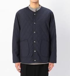 <アイルミネ> キルトカラーレスジャケット MEN画像