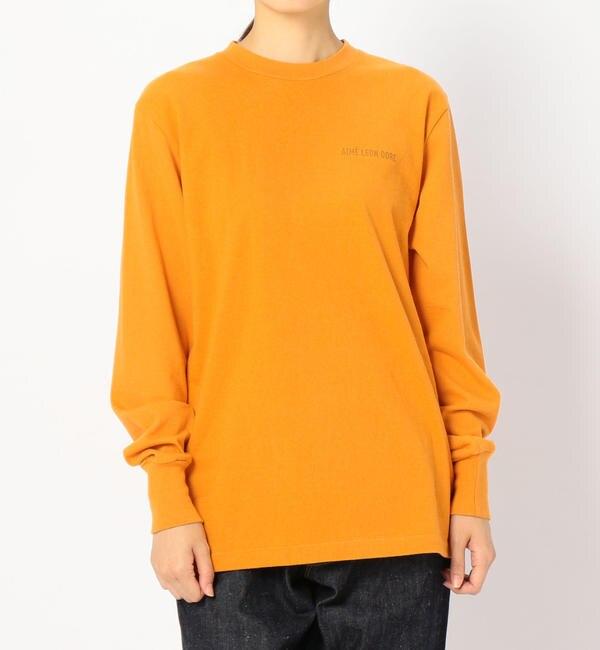 【ビショップ/Bshop】 【AIME LEON DORE】ロゴTシャツ MTD WOMEN