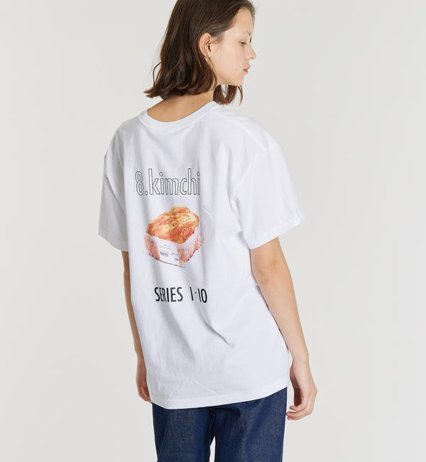 【ビショップ/Bshop】 【CCRT】Tシャツ KIMCHI WOMEN