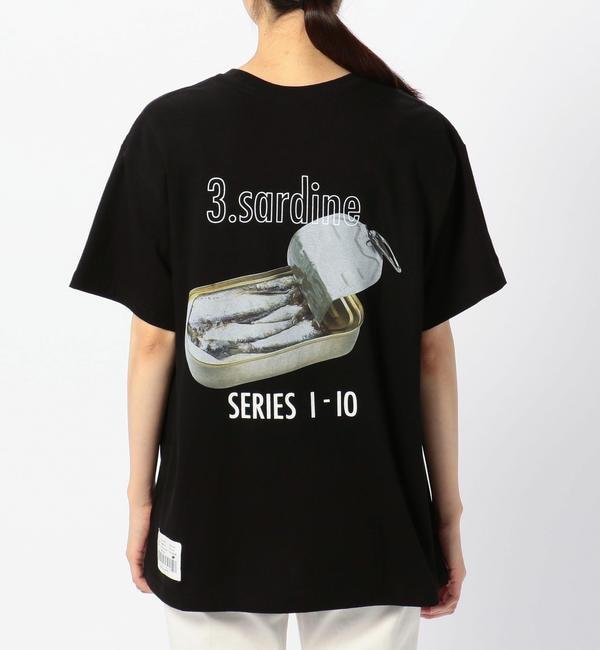 【ビショップ/Bshop】 【CCRT】Tシャツ SARDINE WOMEN