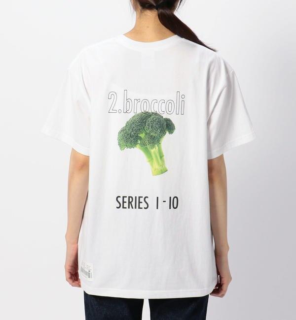 【ビショップ/Bshop】 【CCRT】Tシャツ BROCCOLI WOMEN