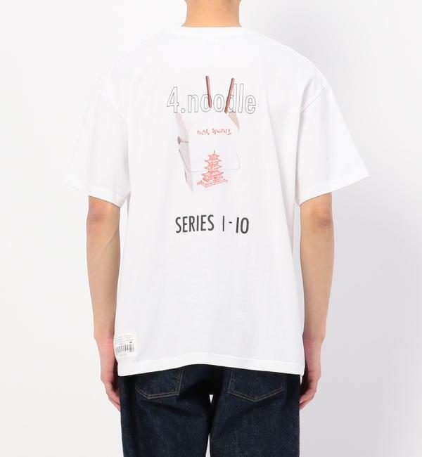 【ビショップ/Bshop】 【CCRT】Tシャツ NOODLE MEN