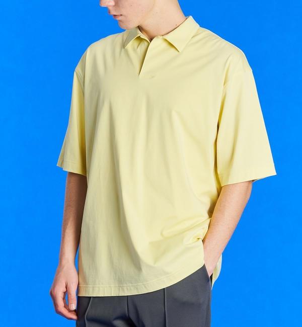 【ビショップ/Bshop】 【unfil】スビンコットンポロシャツ MEN