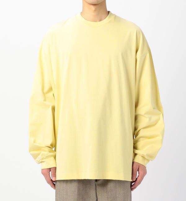 【ビショップ/Bshop】 【unfil】スビンコットン ワイドスリーブTシャツ MEN