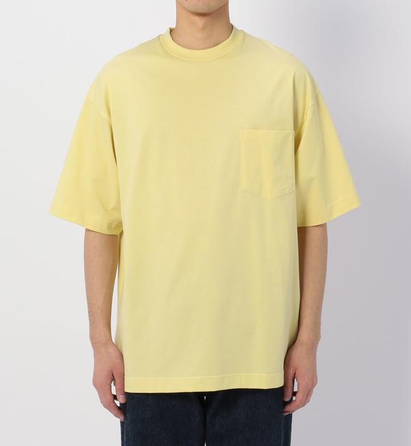 【ビショップ/Bshop】 【unfil】スビンコットン ポケットTシャツ MEN