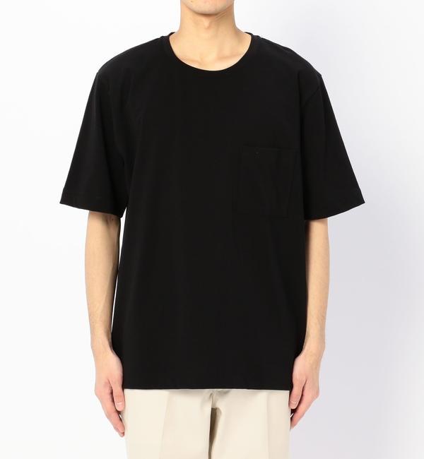 【ビショップ/Bshop】 【ATON】〈別注〉ショートスリーブポケットTシャツ MEN
