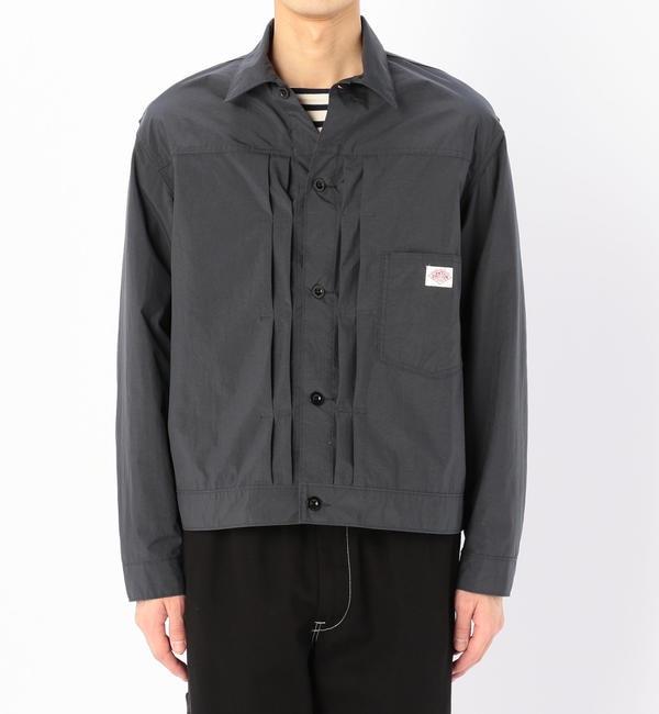 【ビショップ/Bshop】 【DANTON】〈別注〉ショートジャケット NTF MEN