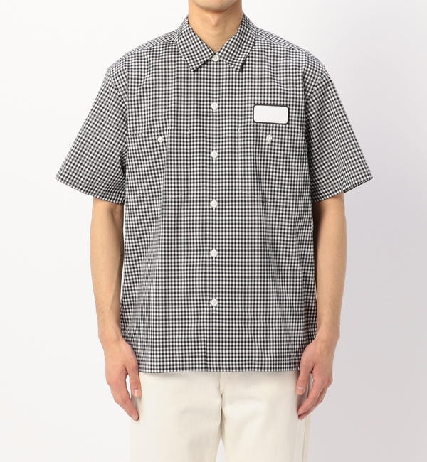 【ビショップ/Bshop】 【078 CITE】半袖ワークシャツ TMH MEN