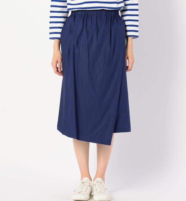 【ビショップ/Bshop】 【GALLEGO DESPORTES】エラスティック ラップスカート WOMEN